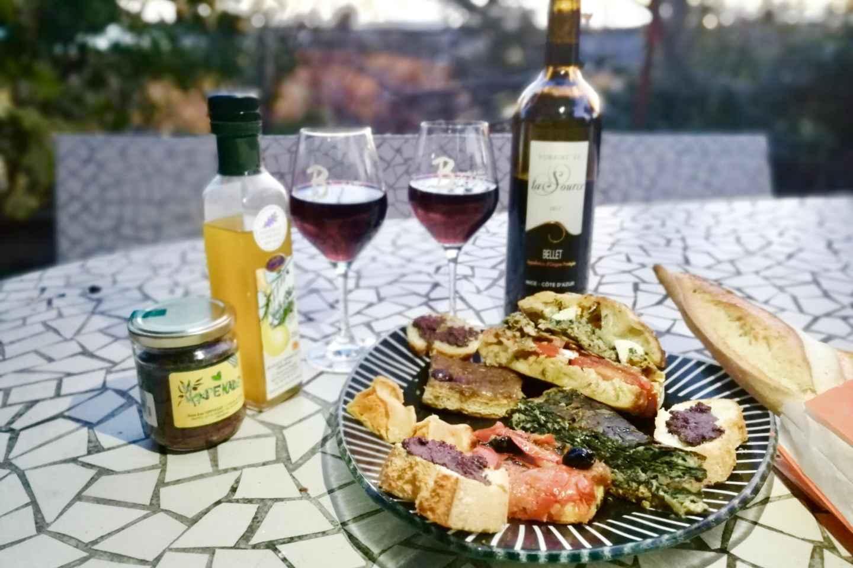 Nizza: Kultur- und Gourmet-Rundgang in der Altstadt