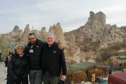 Private Cappadocia Day Tour from Istanbul with Flights