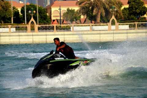 Abu Dhabi 1-Hour Jet Ski Rental