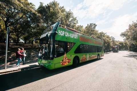 Budapest: forfait avec bus à arrêts multiples - billet 48h