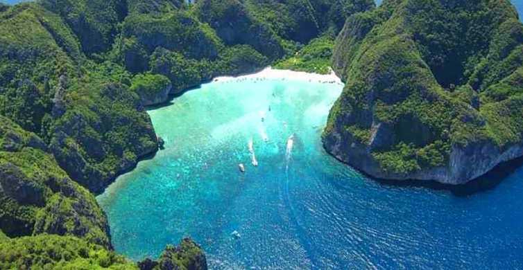 Koh Jum: Phi Phi Don & Bamboo Island Private Long-Tail Tour