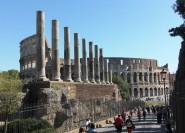 Antikes Rom: Kolosseum und archäologischer Bereich