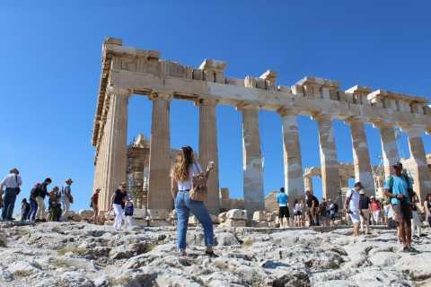 Athens: The Parthenon Self-Guided Audio Tour