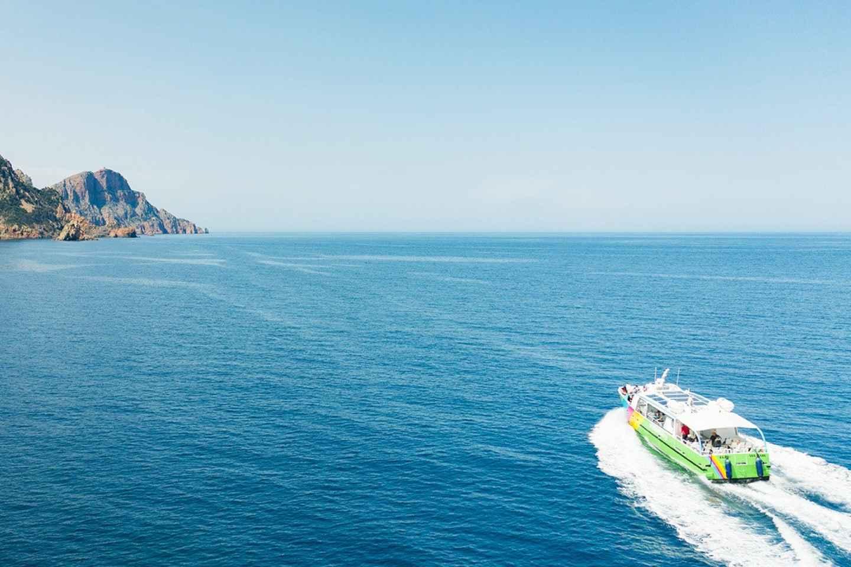 Korsika: Geführte Seereise von Porto-Ota