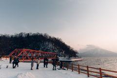 De Sapporo: excursão de um dia ao Lago Shikotsu, Toya e Monte Usu