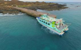 Corralejo: Round-Trip Ferry to Isla de Lobos Tickets