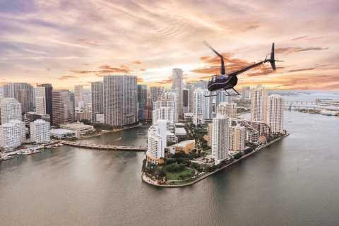 Miami: tour in elicottero di lusso di 30 minuti