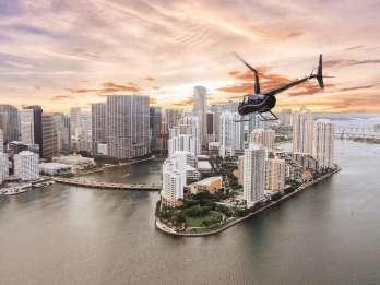 Miami: 30 Minuten Luxus-Hubschraubertour