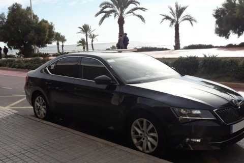 Mallorca: Private Airport Transfer to/from Palma City