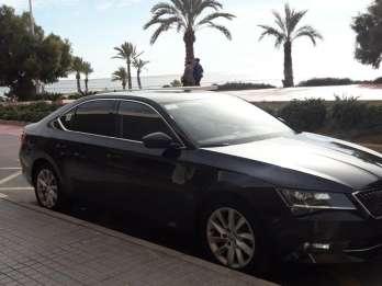 Mallorca: Privater Flughafentransfer von / nach Palma City