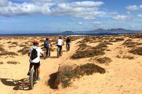 Fuerteventura: E-Bike Tour ab Corralejo
