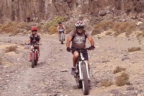 Caleta de Fuste: Tour mit Elektro-Fat-Bike