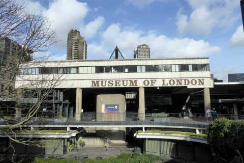 London: Museum of London and Roman Highlights Guided Tour