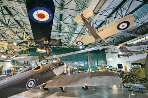 London: RAF Museum and Battle of Britain Guided Tour