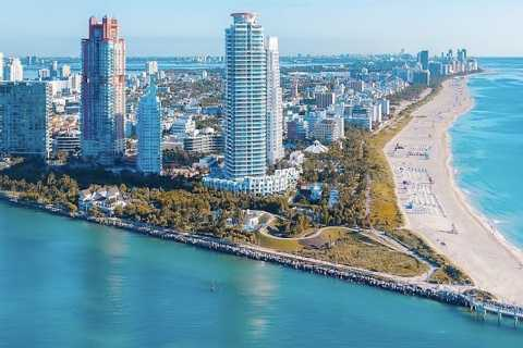Miami: volo panoramico di 30 minuti a South Beach