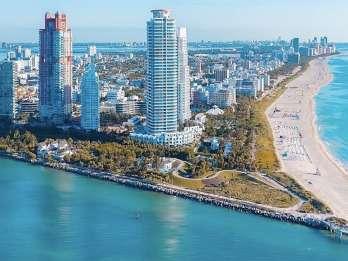 Miami: 30-minütiger Rundflug über South Beach