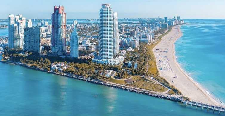 Miami: volo panoramico di 30 minuti a South Beach