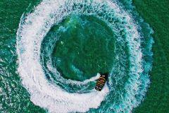 Costa do Ouro: passeio de barco a jato de 30 minutos