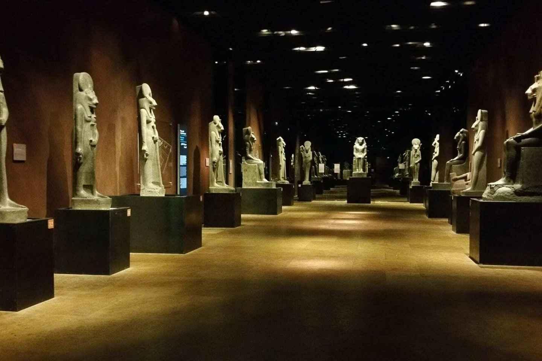Turin: Führung durch den Königspalast und das Ägyptische Museum