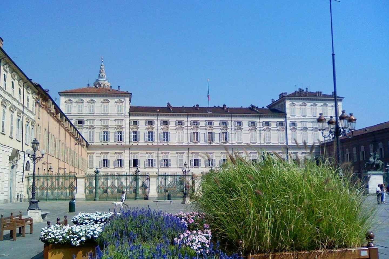 Turin: Führung durch den Königspalast ohne Anstehen