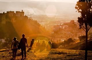 Granada: Sonnenuntergangswanderung in Albaicín & Sacromonte