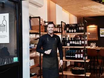 Athen Altstadt: Weinverkostung