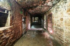 Edimburgo: excursão de terror noturno nos cofres subterrâneos