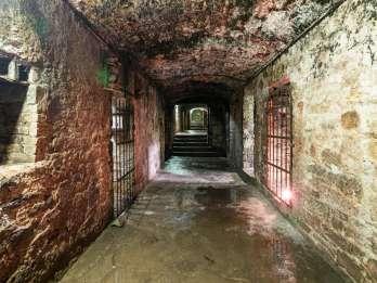 Edinburgh: Unterirdische Gewölbe Terror-Tour bei Nacht