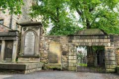 Edimburgo: Tour Túmulos e Galerias Subterrâneas Assombradas