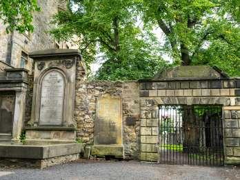 Edinburgh: Unterirdische Gewölbe und verwunschene Friedhöfe