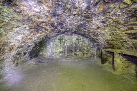 Edinburgh: rondleiding door de Underground Vaults