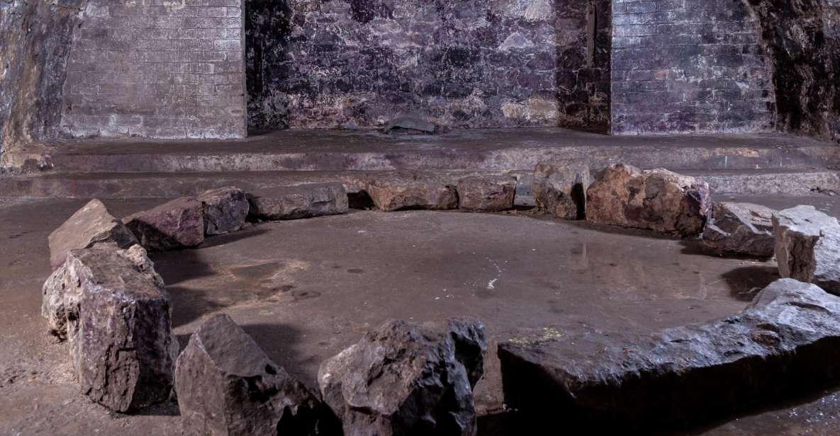 エディンバラ ヴォールト:地下都市ツアー