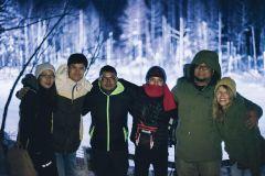 Sapporo: viagem de um dia para Furano e Lagoa Azul Biei