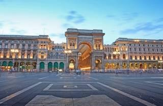 Mailand: Hop-On Hop-Off-Rundgang
