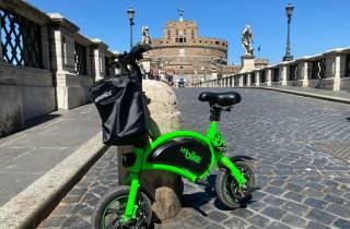 Rom: 3-stündiger E-Bike-Verleih mit optionaler Attraktionskombination