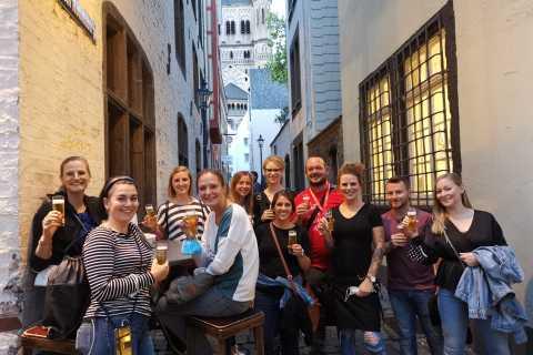 Кельн: тур по пивоварне по старому городу