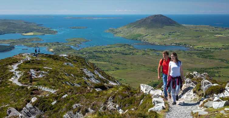 Ab Dublin: 5-tägige Selbstfahrer-Tour an der Westküste
