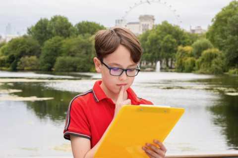 London: Kids Activity Tour auf Deutsch