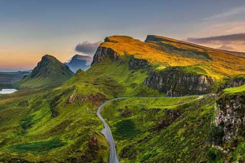 Edinburgh: Isle of Skye and Highlands 3-Day Sightseeing Tour