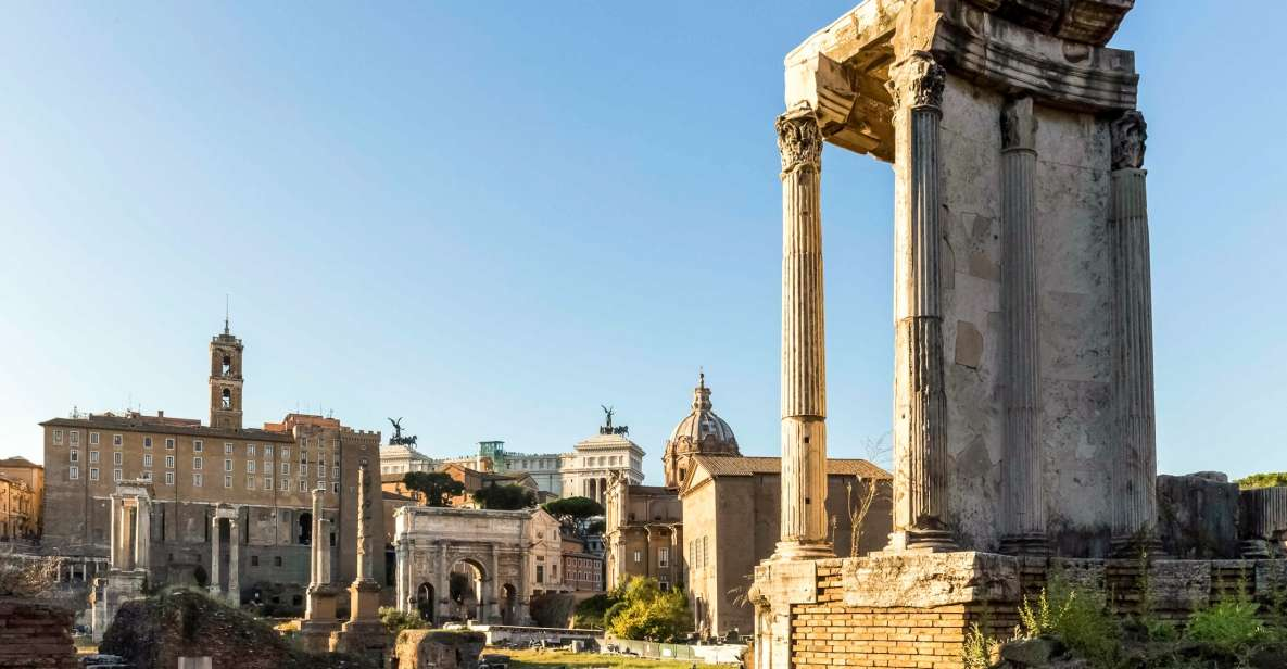 Colosseo: tour con Foro Romano e Palatino