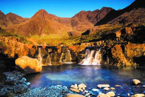 Glasgow: Isle of Skye and Highlands 3-Day Sightseeing Tour
