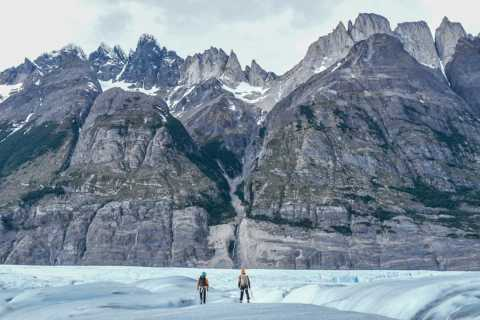 Torres del Paine: Touching the Ice