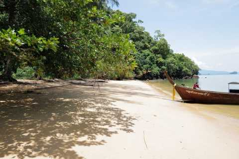 Krabi: Sea Cave Kayaking Tour with Lae Nai Lagoon and Lunch