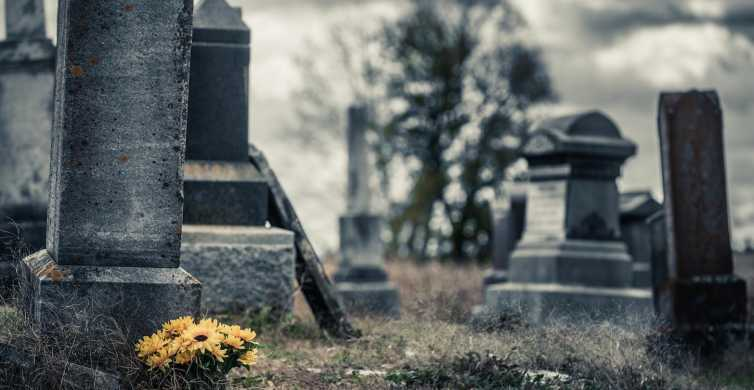 New Orleans: 5-in-1 Cemetery Walking Tour