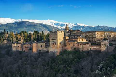 Granada: passeio a pé por Alhambra e Albaicin