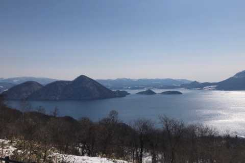 Sapporo: Private Day Trip to Noboribetsu and Lake Toya