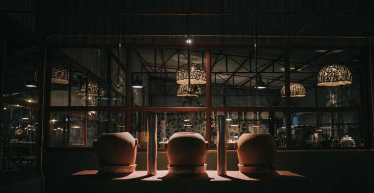 Queretaro: Local Wine and Liquor Tasting at Rural Distillery