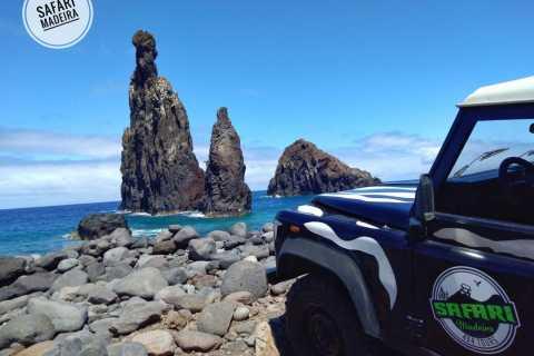Funchal: Jeep Safari Tour
