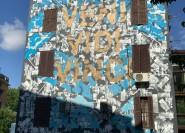 Rom: Street Art-Rundgang in einem Freilichtmuseum