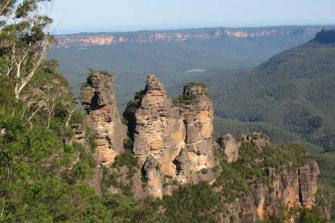 From Sydney: Private Blue Mountains Day Trip with Lunch